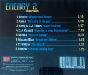 Energy Dance 2 Koka Music 1998
