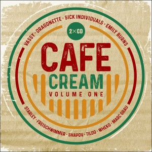 Cafe Cream Vol. 1 Blanco Y Negro 2018