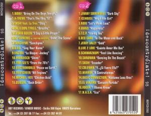 ¡Descontrólate! 98 Boy Records 1998