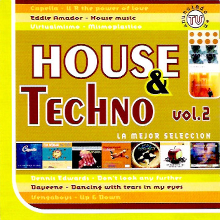 House & Techno Vol. 2
