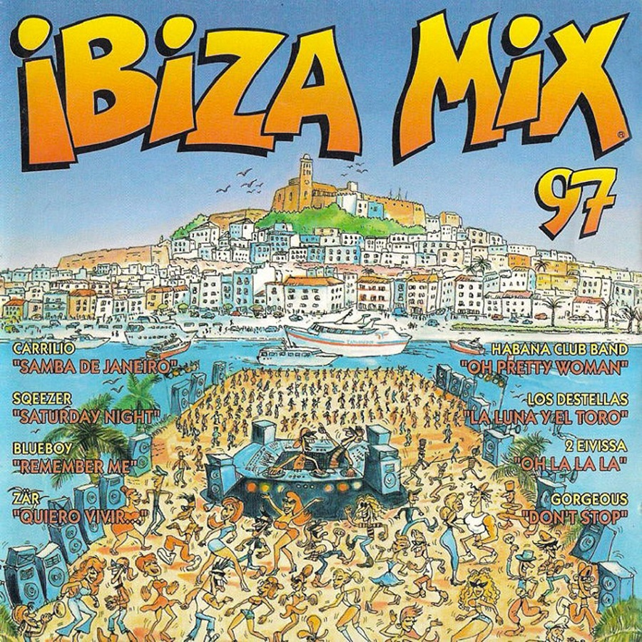 Ibiza Mix 97