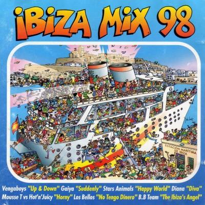 Ibiza Mix 98