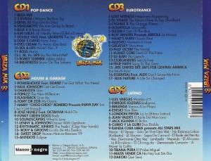 Ibiza Mix 99 Blanco Y Negro 1999 Quim Quer