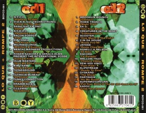 Lo Que + Rompe Vol. 2 Boy Records 1998