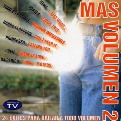 Mas Volumen Vol. 2