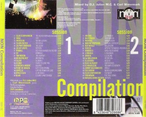 NON Compilation 1998 Bit Music Carl Watermark DJ Julius M.C.