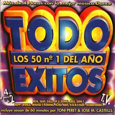 Todo Éxitos 1998