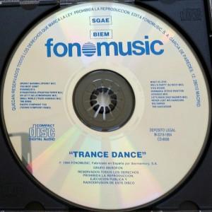 Trance Dance 1994 Fonomusic