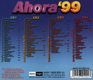 Ahora 99 Blanco Y Negro 1999 Quim Quer