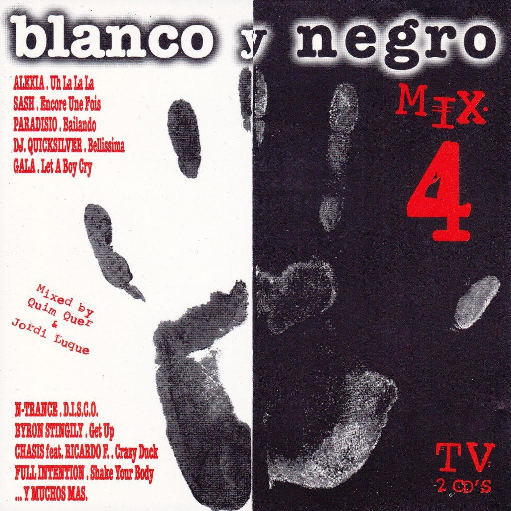 Blanco Y Negro Mix 4
