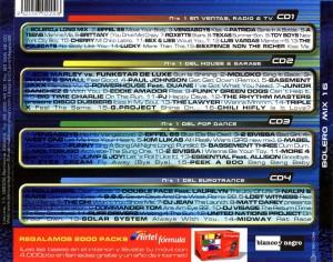 Bolero Mix 16 Blanco Y Negro 1999