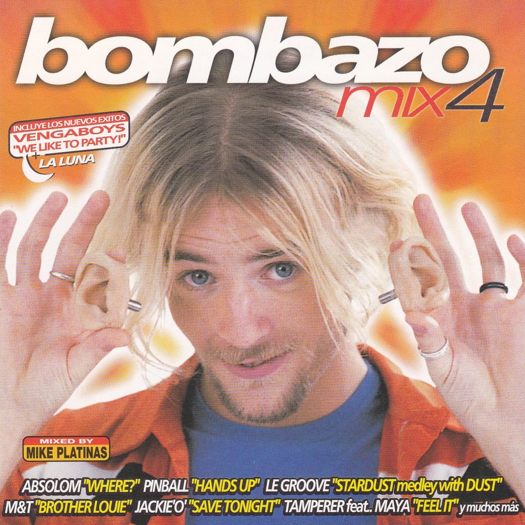 Bombazo Mix 4