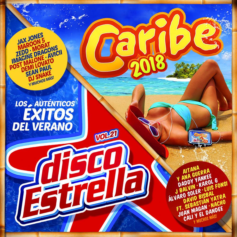 Caribe 2018 + Disco Estrella Vol. 21