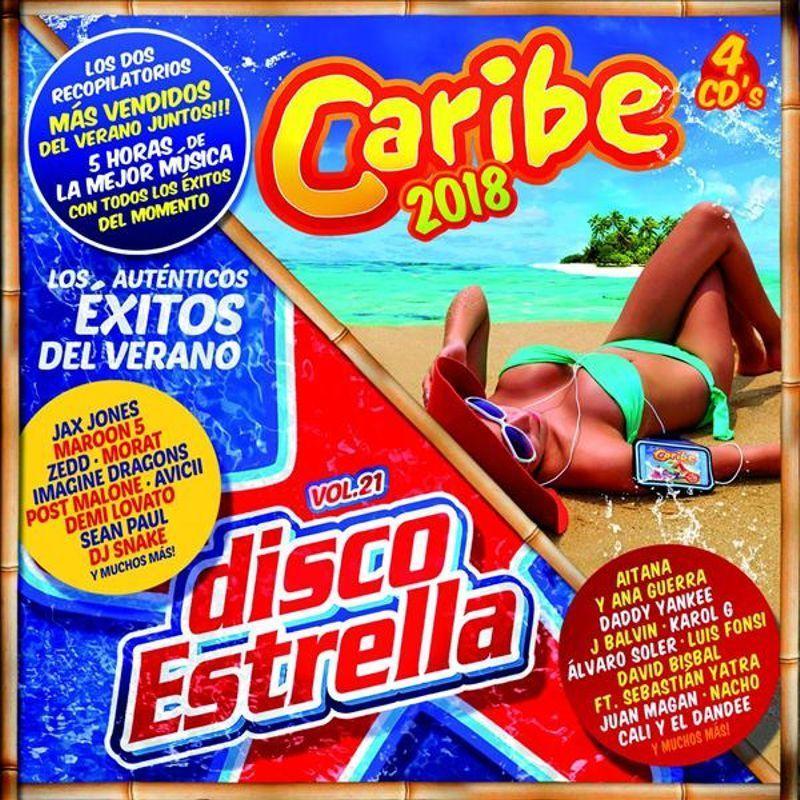 Disco Estrella Vol. 21 – Caribe 2018