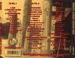 Hasta Luego Lucas... Mix 1997 Blanco Y Negro Music Quim Quer Jordi Luque