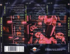 It's Your Time 1998 Vale Music Toni Peret Quique Tejada Jose Mª Castells Dream Team