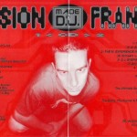 Made In D.J. In Session - Frank T.R.A.X.  1996 Blanco Y Negro