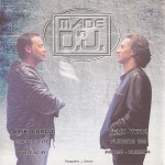 Made In D.J. In Session - Tony Verdi And Jose Conca 1996 Blanco Y Negro