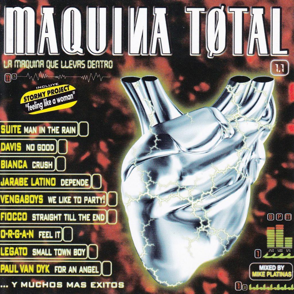 Maquina Total 11