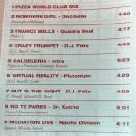 Pizza World Club Mix 1996 Alfa Delta