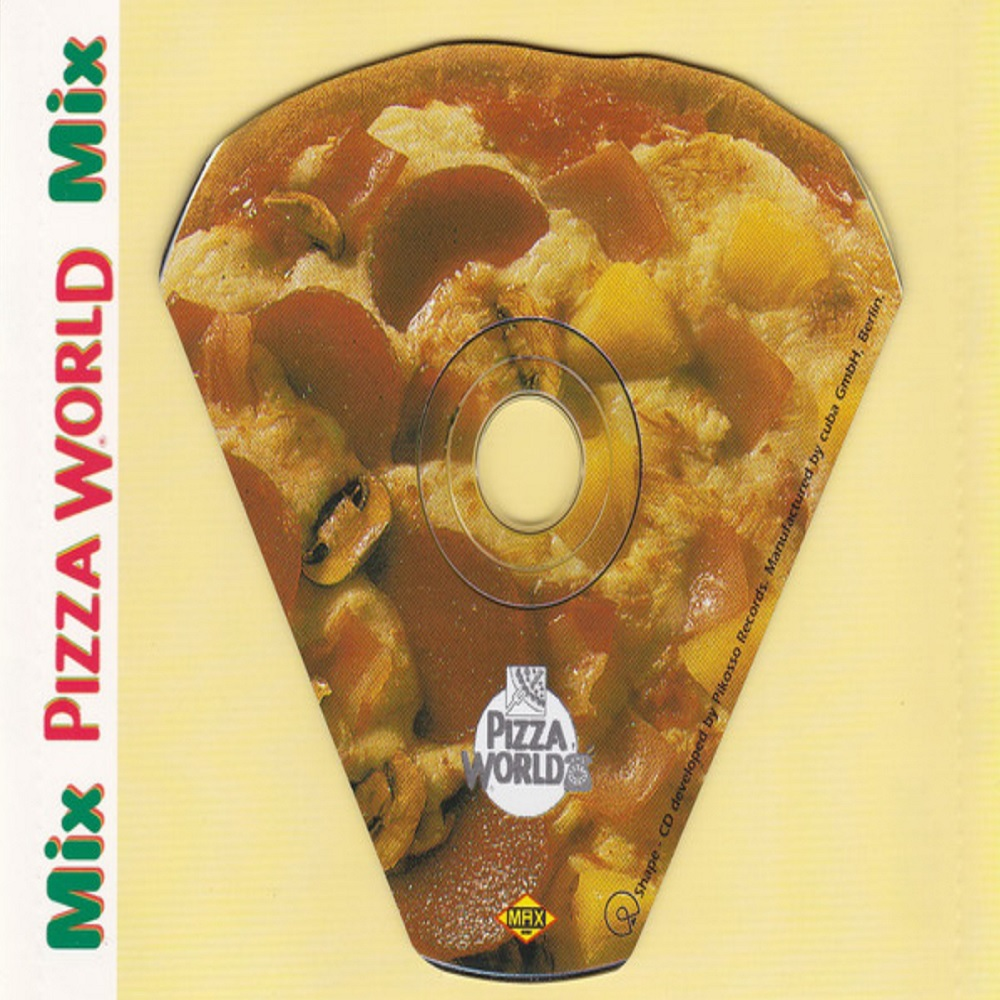 Pizza World Mix
