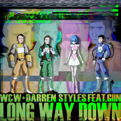 W&W And Darren Styles Feat. Giin – Long Way Down