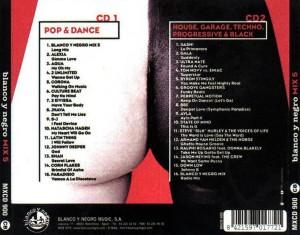 Blanco Y Negro Mix 5 1998