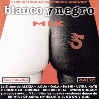 Blanco Y Negro Mix 5
