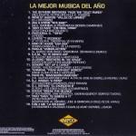 Megatron - La Mejor Musica Del Año 1994 Max Music