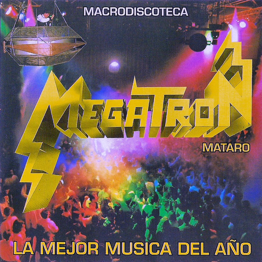 Megatron – La Mejor Musica Del Año