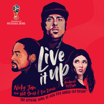 Nicky Jam Feat. Will Smith And Era Istrefi – Live It Up