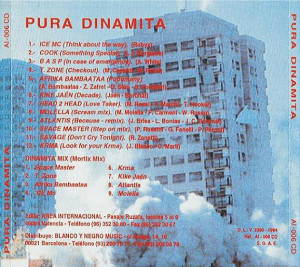 Pura Dinamita 1994 Area International