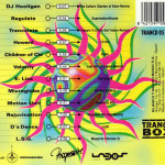 Trancerave Ultra 1995 Trance Box Blanco Y Negro
