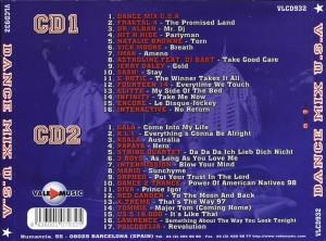 Dance Mix U.S.A. 1998 Vale Music