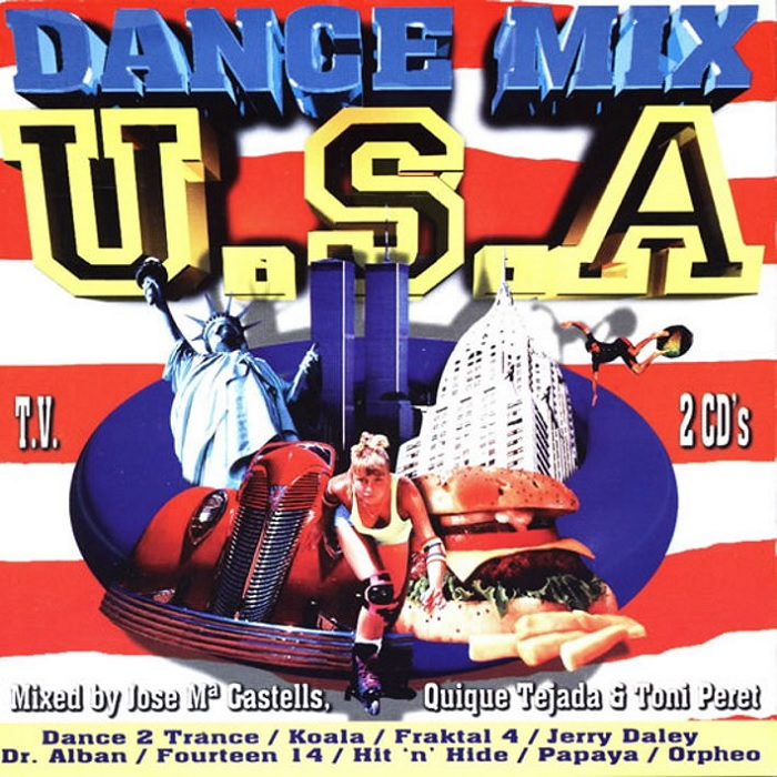 Dance Mix U.S.A.