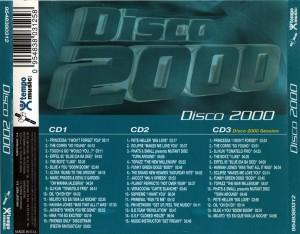 Disco 2000 Tempo Music 1999
