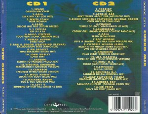 Donde Esta Curro Mix 1997 Dance Pool  Sony Music