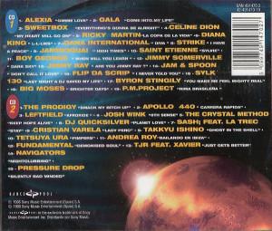 PlayStation El Album 1998 Dance Pool Sony Music