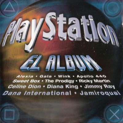PlayStation El Álbum