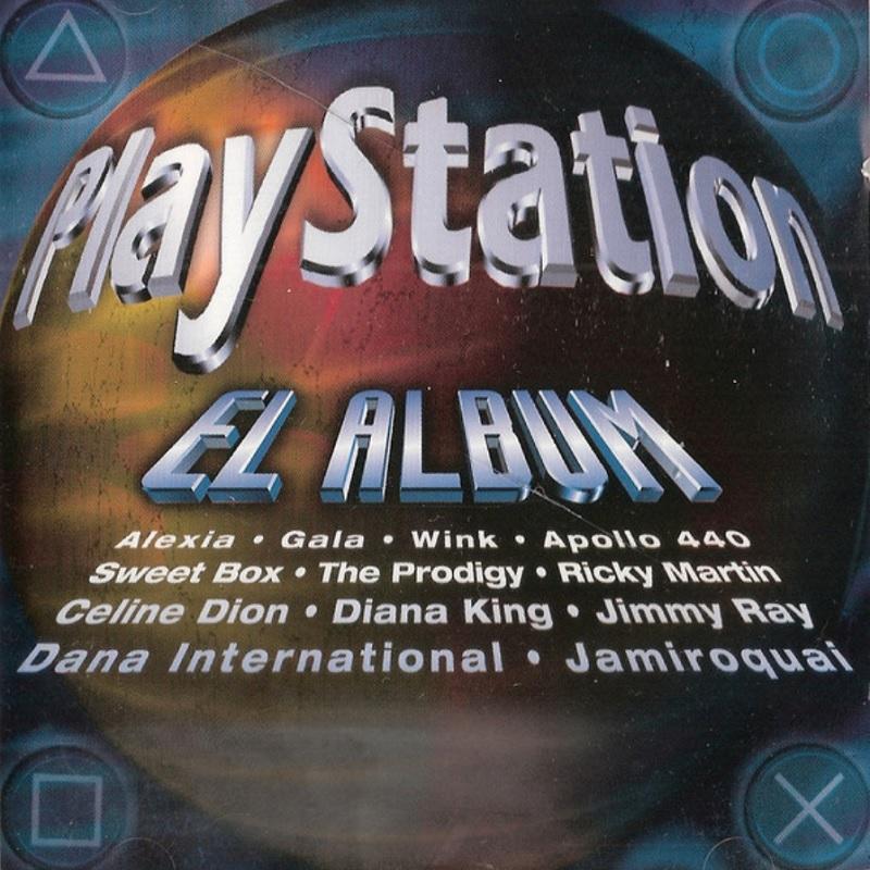 PlayStation El Álbum