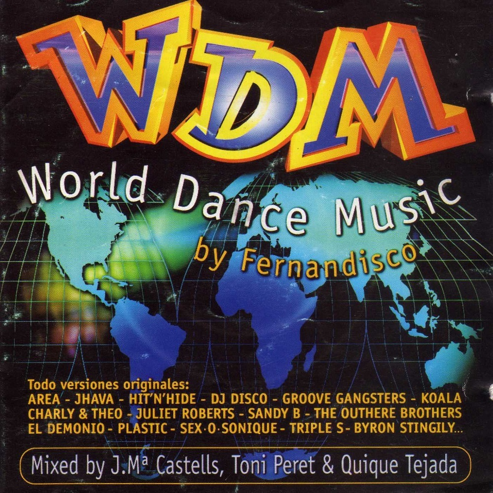 World Dance Music 1998