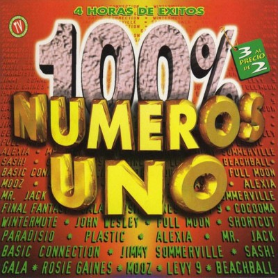 100% Numeros Uno 1997