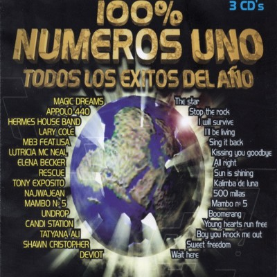 100% Numeros Uno 1999