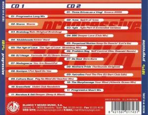 101% Progressive 1998 Blanco Y Negro Posiblemente... La Música Del Futuro