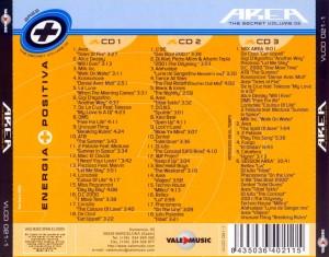 Area The Secret Vol. 02 Vale Music 2000