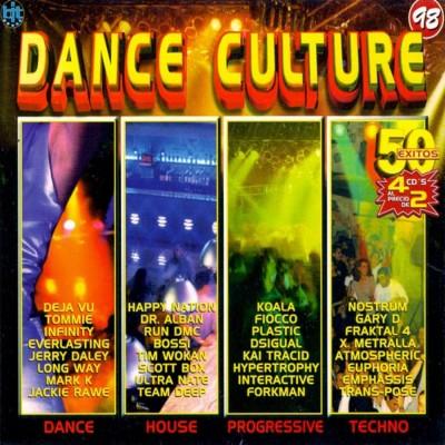 Dance Culture 98