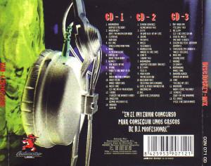 Discjockey-Mix III 1999 Contraseña Records