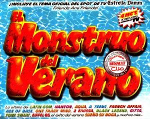 El Monstruo Del Verano 2000 Blanco Y Negro Music