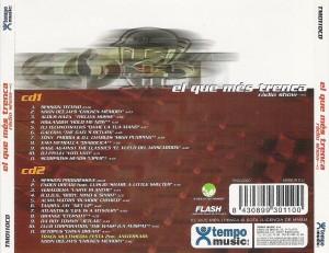 El Que Més Trenca  - Radio Show 1999 Tempo Music