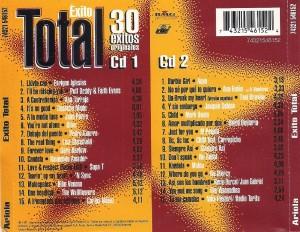 Éxito Total 1997 BMG Music 30 Éxitos Originales